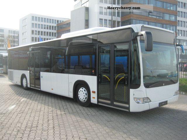 Mercedes benz o 530 citaro 2007 bus public service vehicle for Service b for mercedes benz