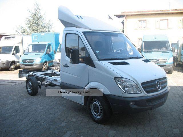 Mercedes benz sprinter 316cdi cruise control 2010 chassis for Mercedes benz sprinter chassis