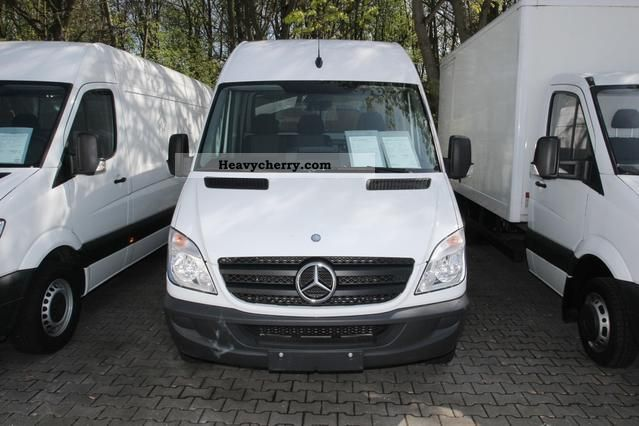 Mercedes Benz Sprinter 313 Cdi Ka 2010 Box Type Delivery