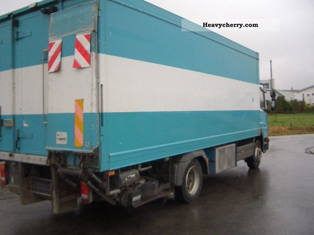 Mercedes benz atego 1217 2 chamber cooling air for Mercedes benz gas chambers