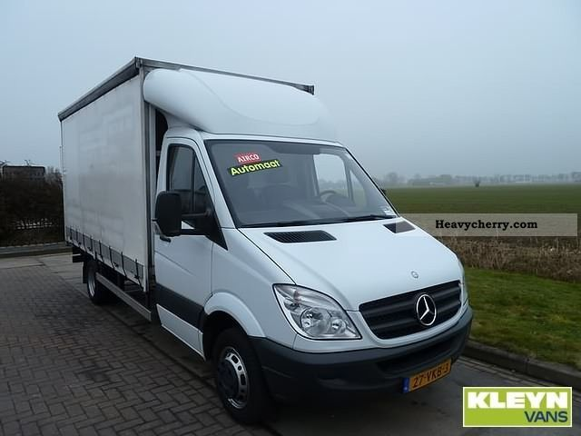 mercedes benz sprinter 515 cdi 2007 stake body and