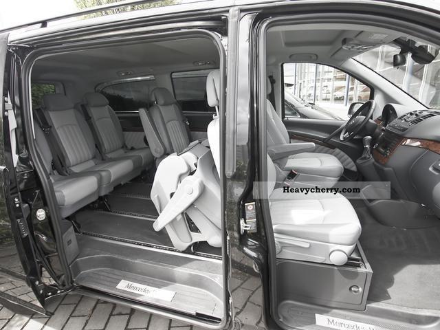 Mercedes Benz Viano 2 2 Cdi Ambiente Automatic
