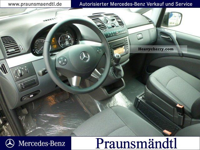 Mercedes benz viano 2 2 cdi edition 7 seater 2x sliding for Mercedes benz 7 seater models