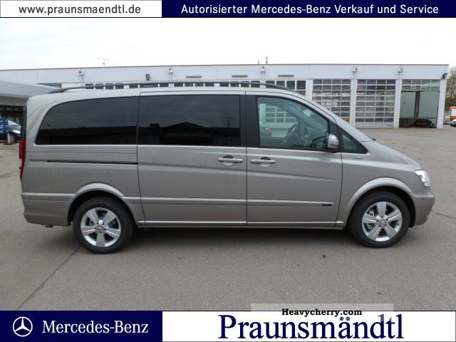 Mercedes benz viano 2 2 cdi edition 7 seater 2x sliding for Mercedes benz seven seater