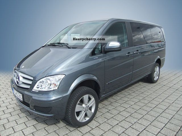 Mercedes benz viano 2 2 cdi 4x4 7 seater comand aps for Mercedes benz 2 seater