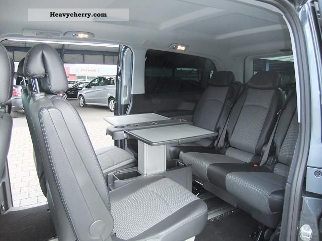 mercedes benz viano 2 2 cdi 4x4 7 seater comand aps. Black Bedroom Furniture Sets. Home Design Ideas