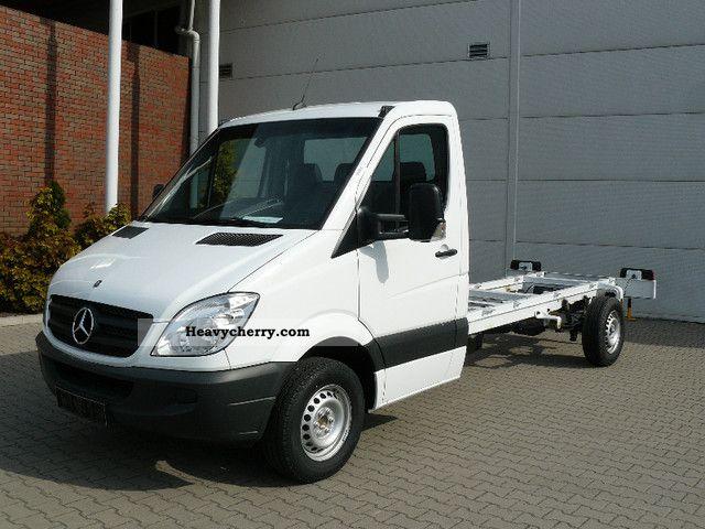mercedes benz sprinter 316 cdi chassis 4325 mm 2011. Black Bedroom Furniture Sets. Home Design Ideas