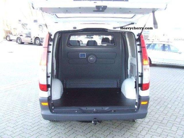 mercedes benz vito 116 cdi mixto long five seater 2012 box. Black Bedroom Furniture Sets. Home Design Ideas