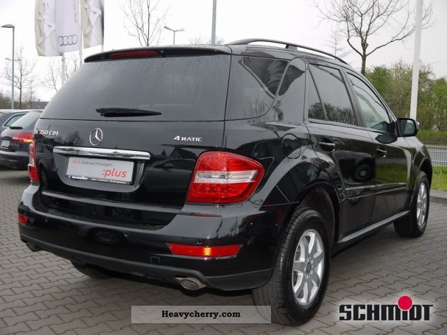 mercedes benz ml 350 cdi 4matic dpf sport utility vehicle. Black Bedroom Furniture Sets. Home Design Ideas