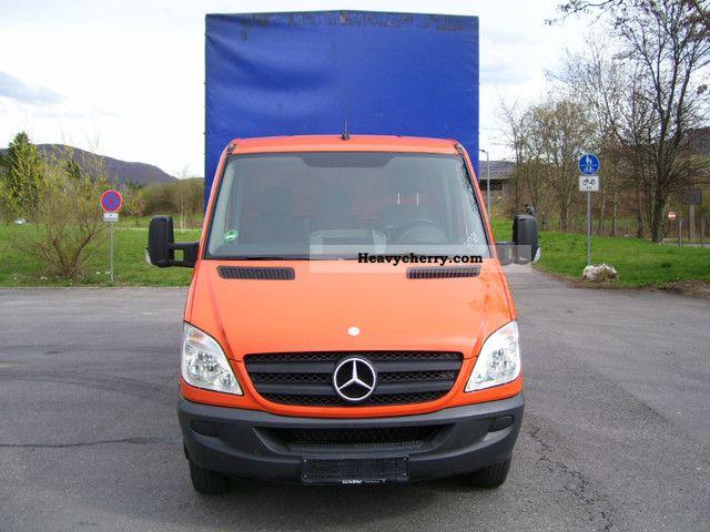 Mercedes benz sprinter 515 cdi tarp 2008 stake body for Mercedes benz sprinter 515 cdi specifications
