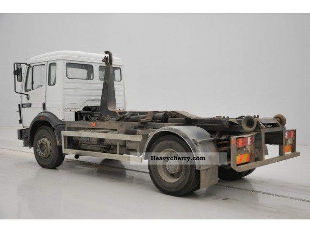 Mercedes benz 1820 k 1997 roll off tipper truck photo and for Mercedes benz trucks price list