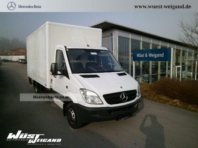3536c2cc53 Mercedes-Benz Sprinter 515 CDI + Case + LBW seats +3 +5 and 3.5 t ...