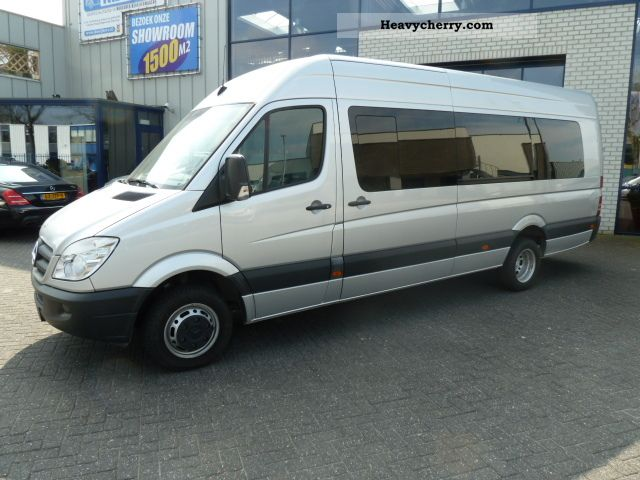 Mercedes benz sprinter 515 cdi specifications cars for Mercedes benz sprinter 515 cdi specifications