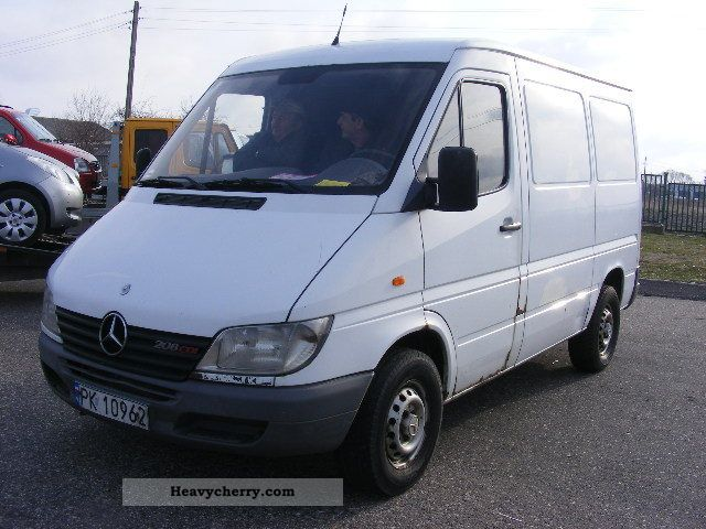 mercedes benz sprinter bus 2000 other vans trucks up to