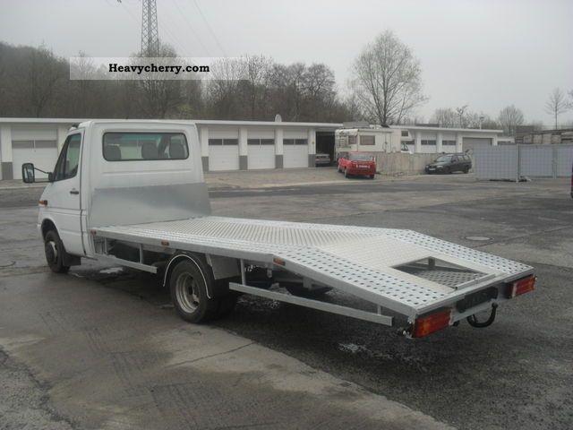 2001 Mercedes-Benz  416 CDI Van or truck up to 7.5t Breakdown truck photo