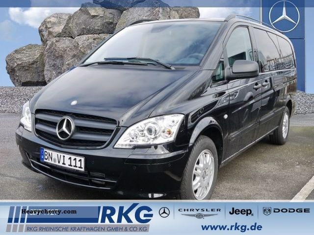 mercedes benz viti sht 116 cdi central air 2012 other vans trucks up to 7 photo and specs logo heavycherry com