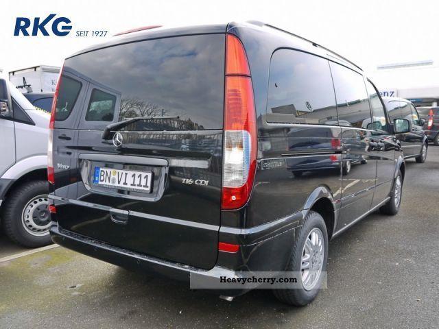 Mercedes Benz Viti Sht 116 Cdi Central Air 2012 Other