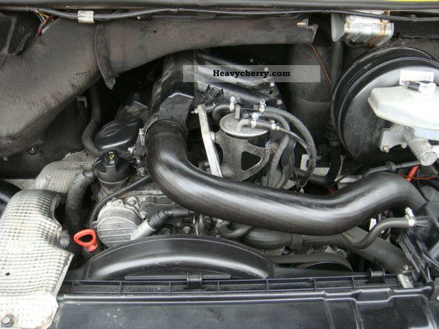 Mercedes benz sprinter 413 cdi hydraulic hubbrille 2003 for Mercedes benz sprinter engine