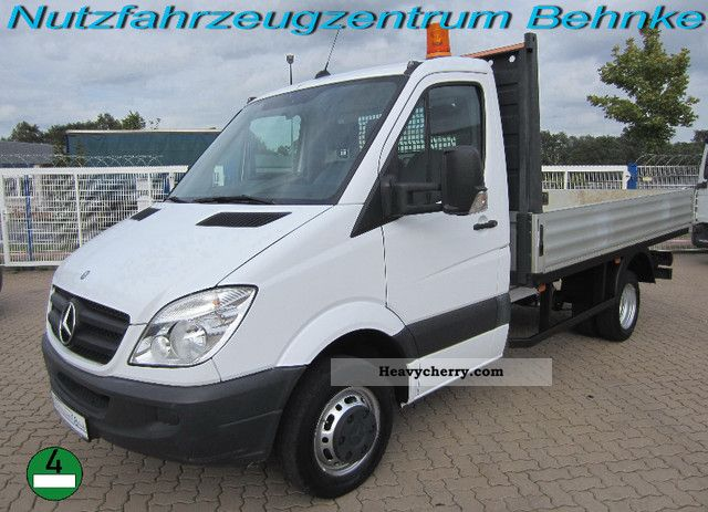 2007 Mercedes-Benz  515 CDI Sprinter Van or truck up to 7.5t Stake body photo