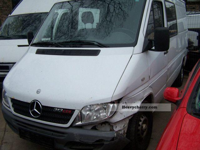 Fuel economy of mercedes sprinter autos post for Mercedes benz sprinter gas mileage