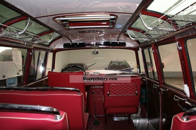 Mercedes benz o 319 1967 other buses and coaches photo and for Mercedes benz 319 bus for sale