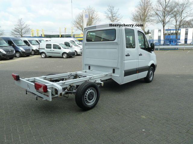 Mercedes benz sprinter 313cdi doka 2012 chassis truck for Mercedes benz sprinter chassis