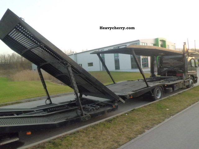 Mercedes Benz Atego 1228 7 8 Double Decker Passenger