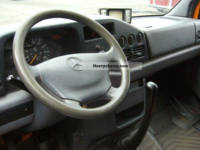 Mercedes Benz 408 D Channel 1 Hd Tv Ibak 1996