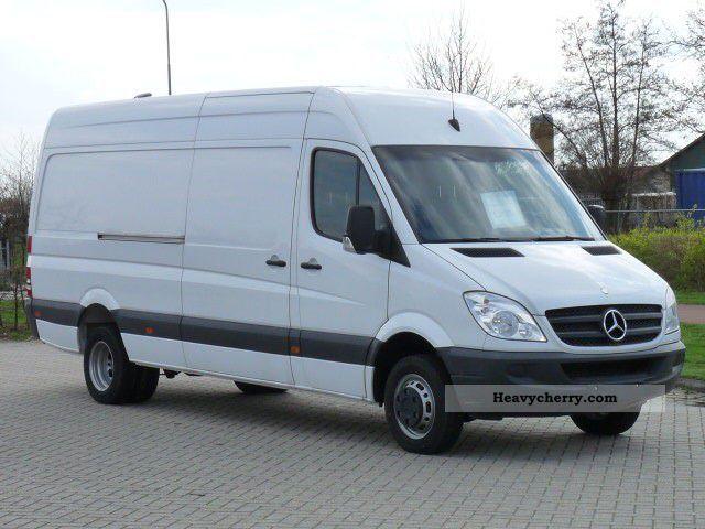 2017 Mercedes Benz 516 Cdi Long Wheel Base High Bj 4325 Van