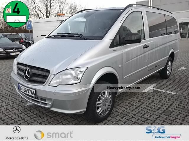 mercedes benz vito 116 cdi blueeff climate cruise control. Black Bedroom Furniture Sets. Home Design Ideas