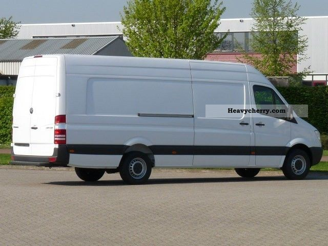 535de2abeb Mercedes-Benz Extra Long Sprinter 313 43L 35 2011 Box-type delivery ...