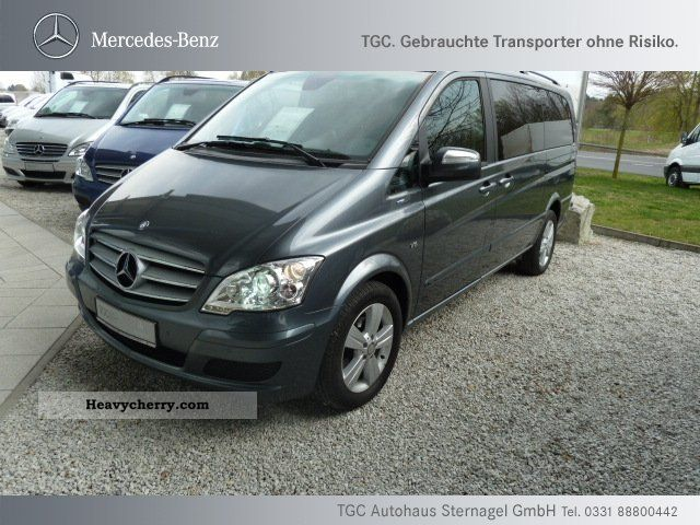 Mercedes benz viano cdi 3 0 l 7 seater navi xenon for Mercedes benz seven seater