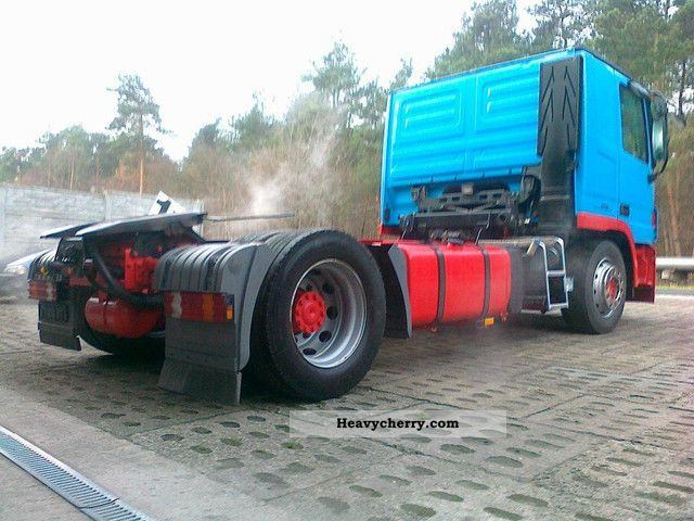 Mercedes benz lsnra 1844 4x2 3900 car transporter 2008 for Mercedes benz semi trucks