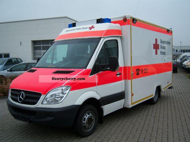 Mercedes benz sprinter 515 cdi rescue vehicles new engine for Mercedes benz sprinter 515 cdi specifications