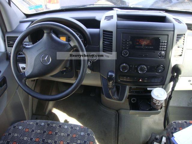 Mercedes benz sprinter 515 cdi 2007 other vans trucks up for Mercedes benz sprinter 515 cdi specifications