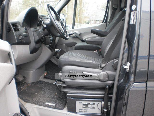 Mercedes benz sprinter 515 cdi thijhof d c fully equipped for Mercedes benz sprinter 515 cdi specifications