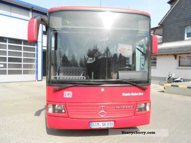 Mercedes benz integro o 550 2000 cross country bus photo for What country is mercedes benz from