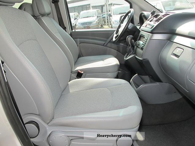 mercedes benz viano 3 0 cdi trend edition 2010 estate. Black Bedroom Furniture Sets. Home Design Ideas