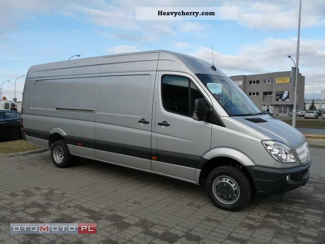 mercedes benz sprinter 519 cdi 2011 other trucks over 7 photo and specs. Black Bedroom Furniture Sets. Home Design Ideas