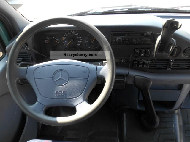 Specs On Mercedes Sprinter