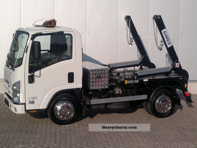 2011 Mercedes-Benz  Sprinter / Vario similar: ISUZU NMR85L Van or truck up to 7.5t Dumper truck photo