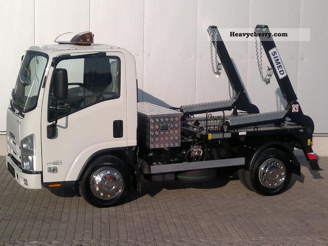 mercedes benz sprinter vario similar isuzu 4x4 nls85al lrad 2011 dumper truck photo and specs. Black Bedroom Furniture Sets. Home Design Ideas