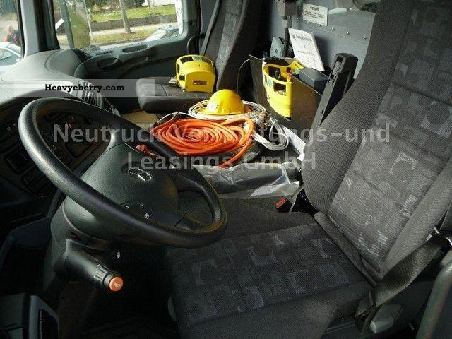 Mercedes Benz 41 41 Actros Truck Mixer Pump Sermac 4 Z 28