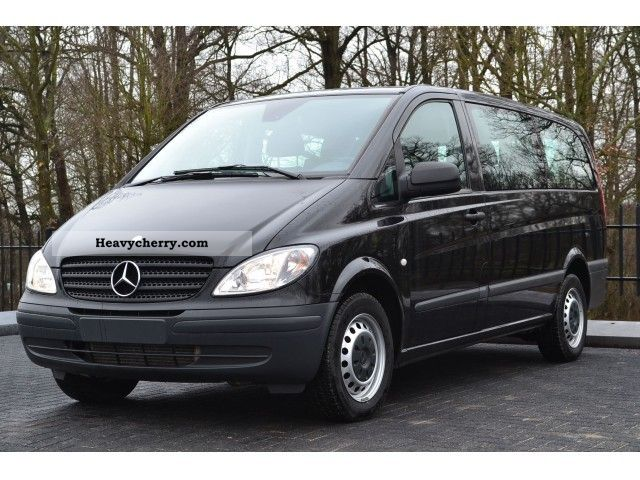 mercedes benz vito 111 cdi combi l2 h1 320 9p 2010 estate. Black Bedroom Furniture Sets. Home Design Ideas