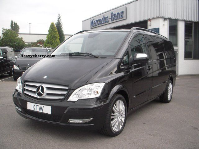 mercedes benz viano 3 0 cdi long fun facelift 2011. Black Bedroom Furniture Sets. Home Design Ideas