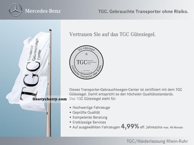 Mercedes Benz Sprinter 515 Cdi Ka 6 Seater High Roof