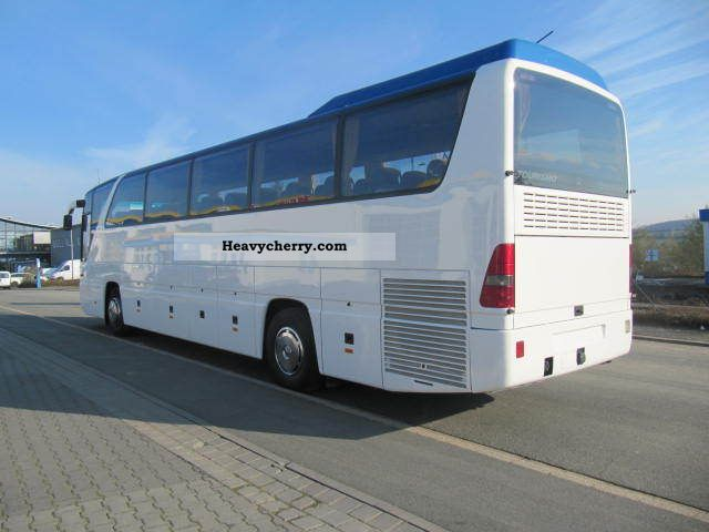 mercedes benz o 350 tourismo 2006 coaches photo and specs