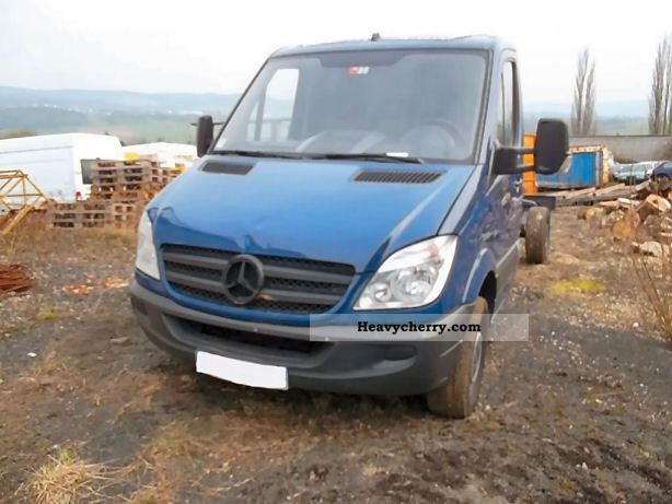 2009 Mercedes-Benz  316CDI Van or truck up to 7.5t Chassis photo