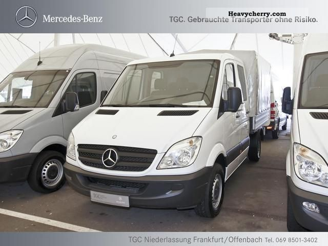 mercedes benz sprinter 311 cdi doka cover apc 7 seater