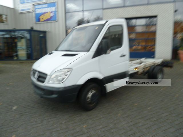 2008 Mercedes-Benz  sprinter 518 cdi Van or truck up to 7.5t Chassis photo